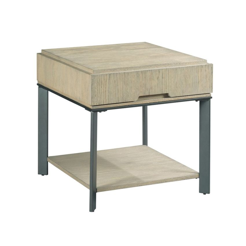SOFIA-RECTANGULAR DRAWER END TABLE