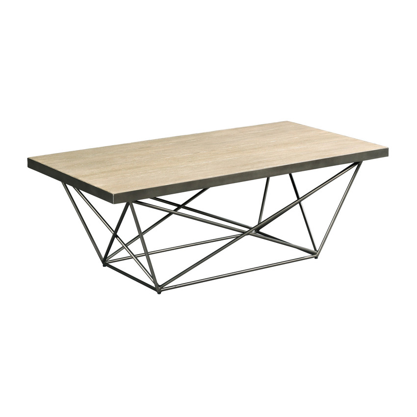 RAFTERS-Rectangular Cocktail Table