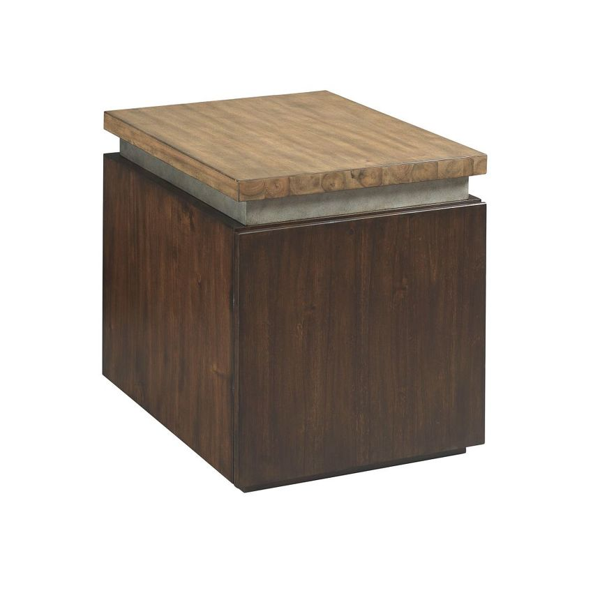 Cube End Table - 1