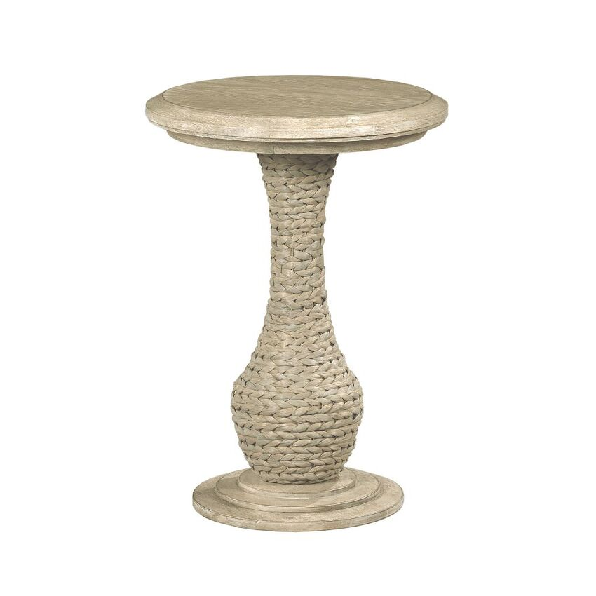 VISTA-BISCAYNE ROUND END TABLE