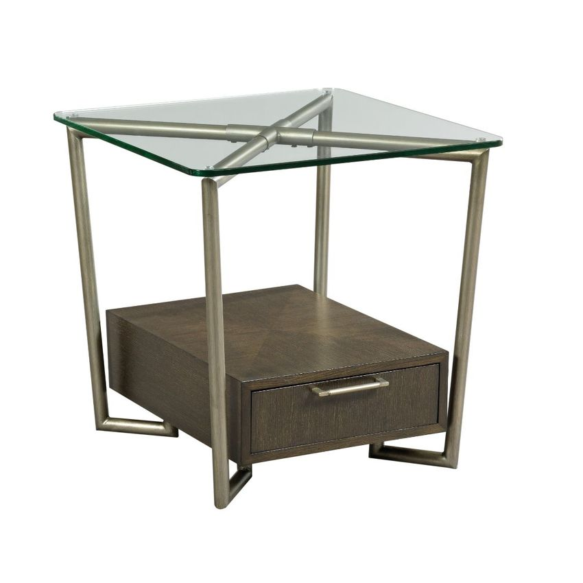 ETON-RECTANGULAR END TABLE