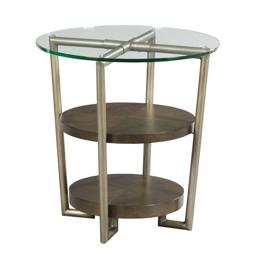 ETON-ROUND ACCENT TABLE