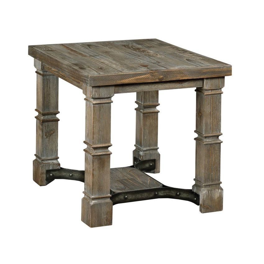 CHEYENNE-RECTANGULAR END TABLE