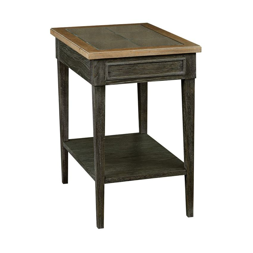 ARDENNES-SABINE CHAIRSIDE TABLE