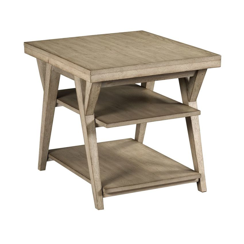 EXPOSITION-RECTANGULAR END TABLE