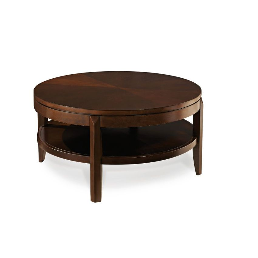 TRIBECCA-ROUND COCKTAIL TABLE-KD