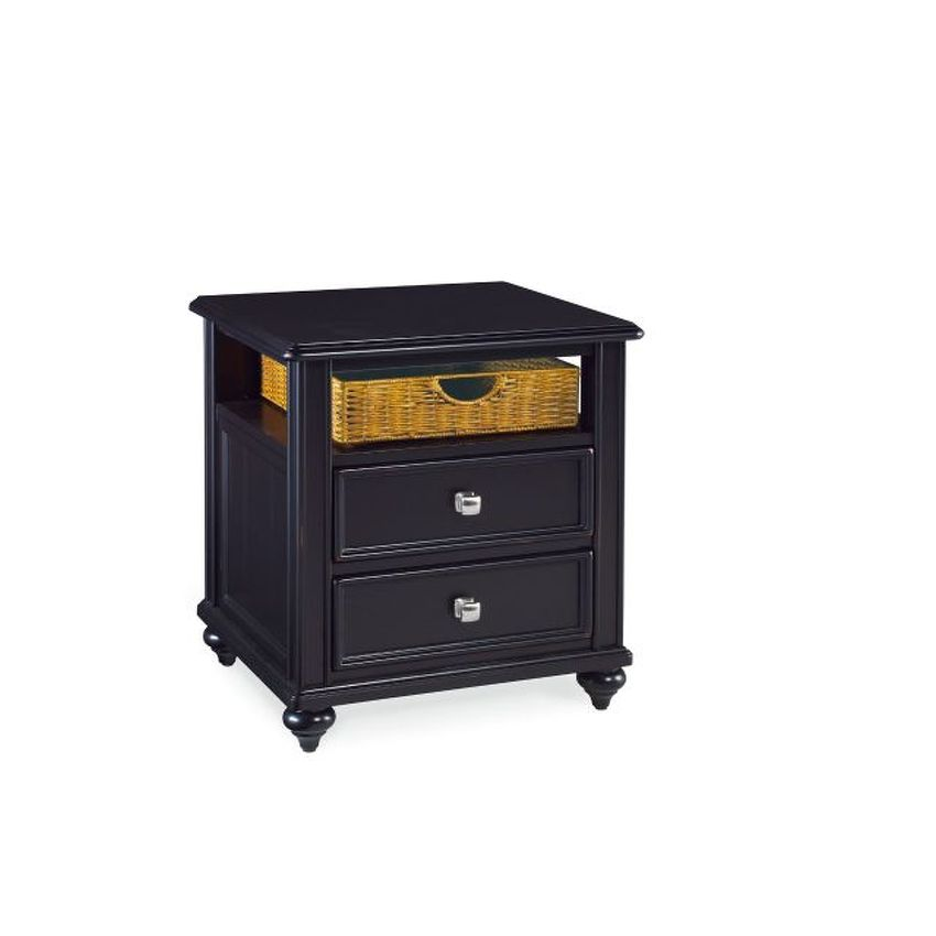CAMDEN-DARK-END TABLE