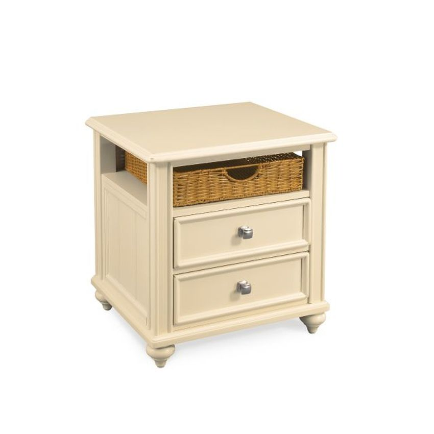 CAMDEN(BUTTERMILK FINISH)-END TABLE