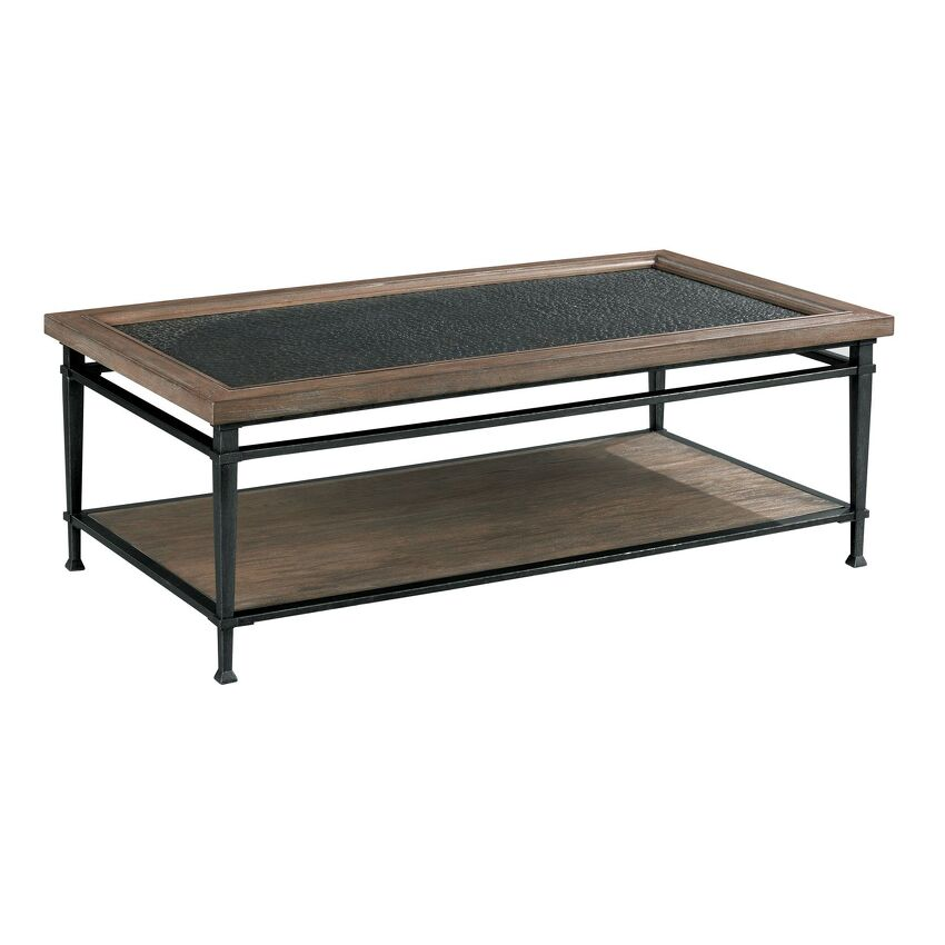 -RECTANGULAR COFFEE TABLE