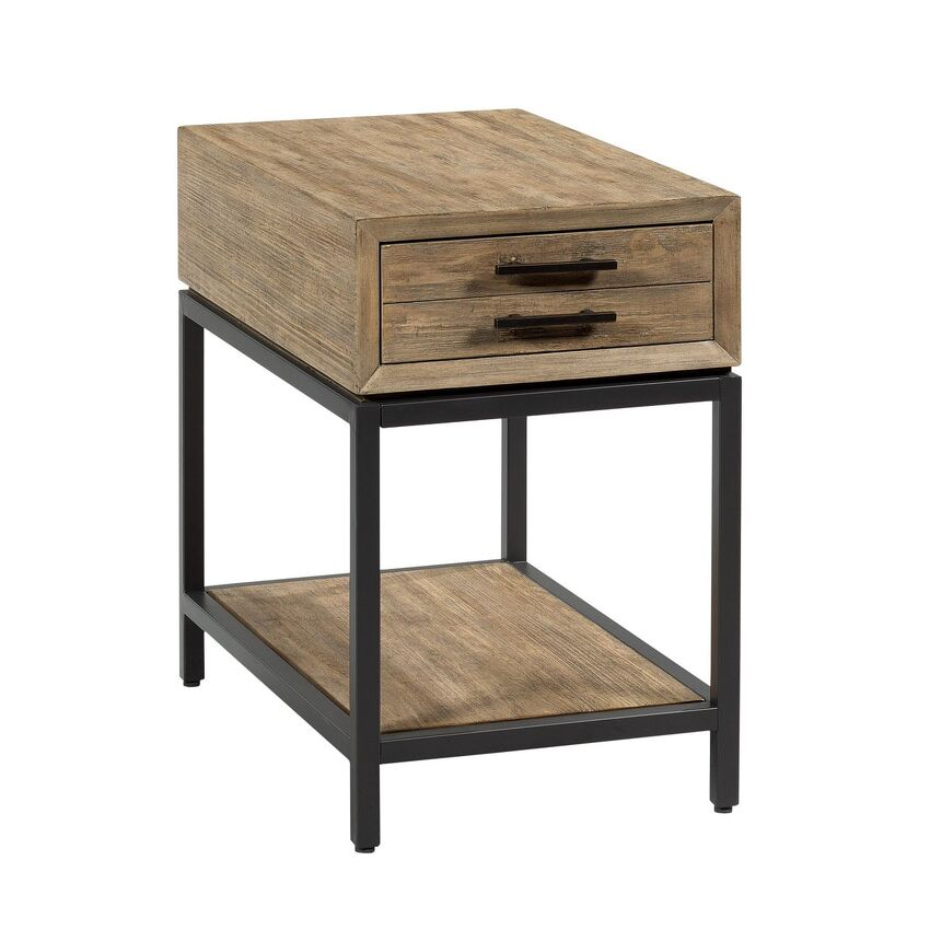 Jefferson-CHAIRSIDE TABLE