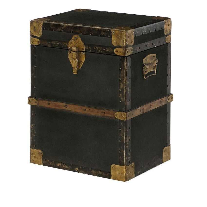 HIDDEN TREASURES-Trunk End Table