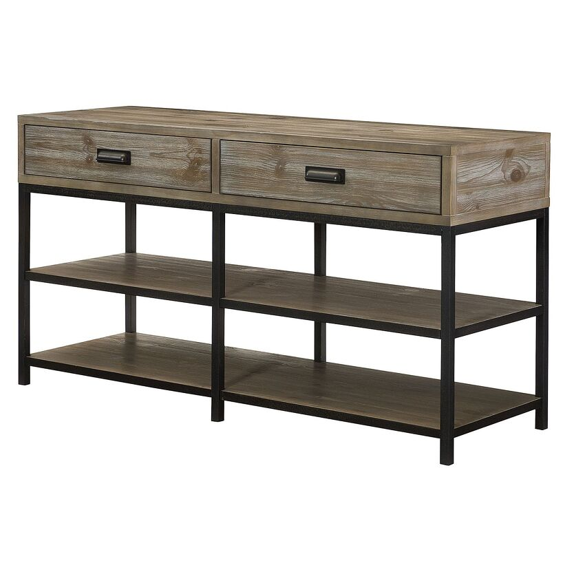 PARSONS-ENTERTAINMENT CONSOLE