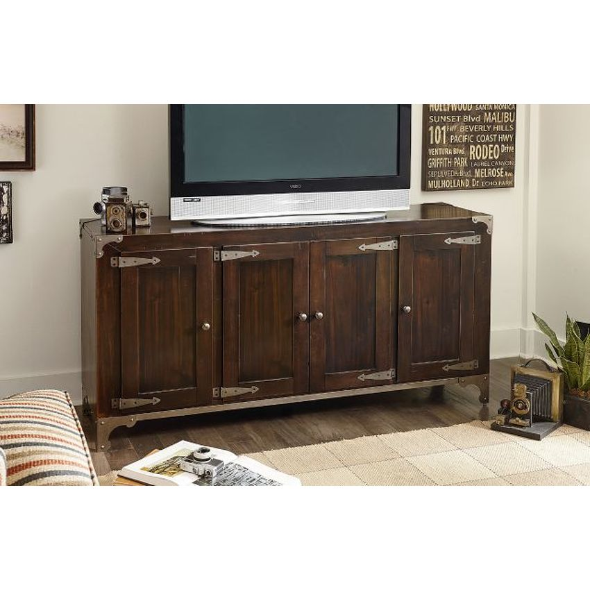 Ice Box Entertainment Console - 4