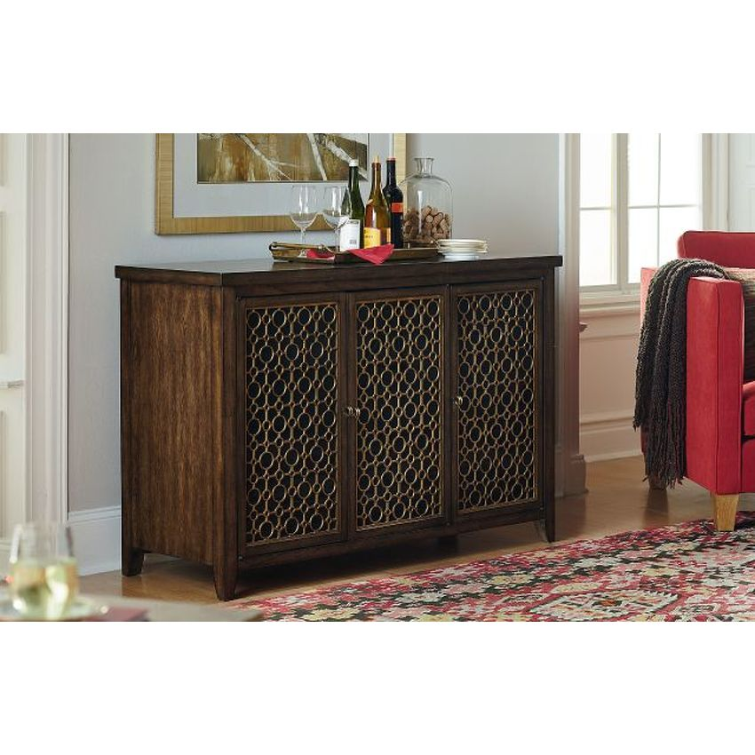 Wine/Entertainment Console - 2