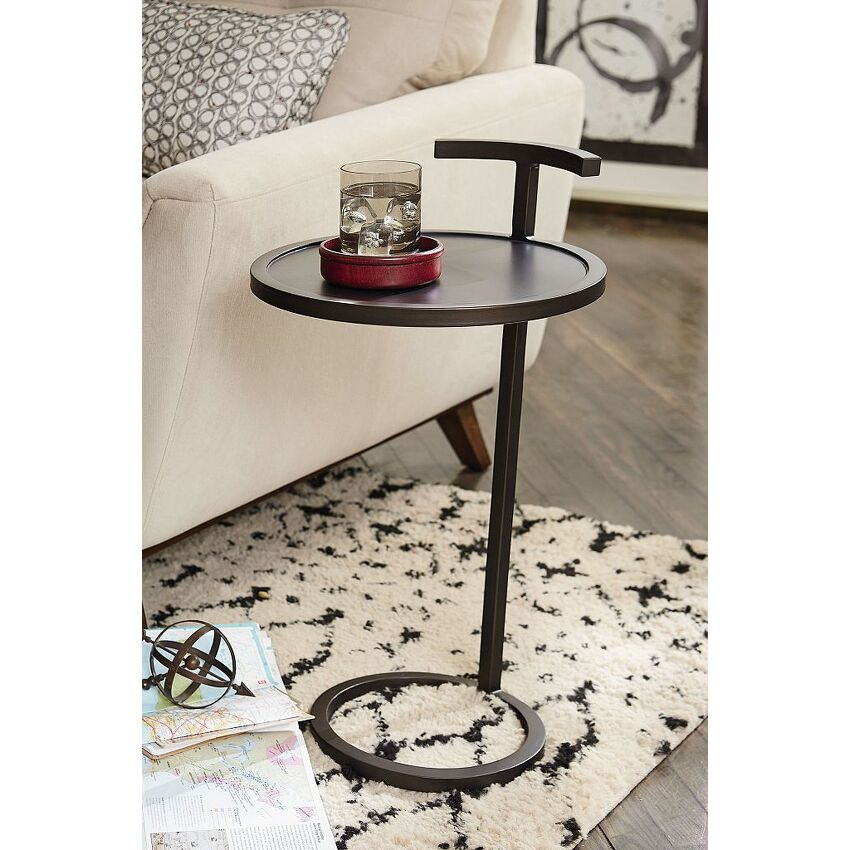 Round Accent Table - 2