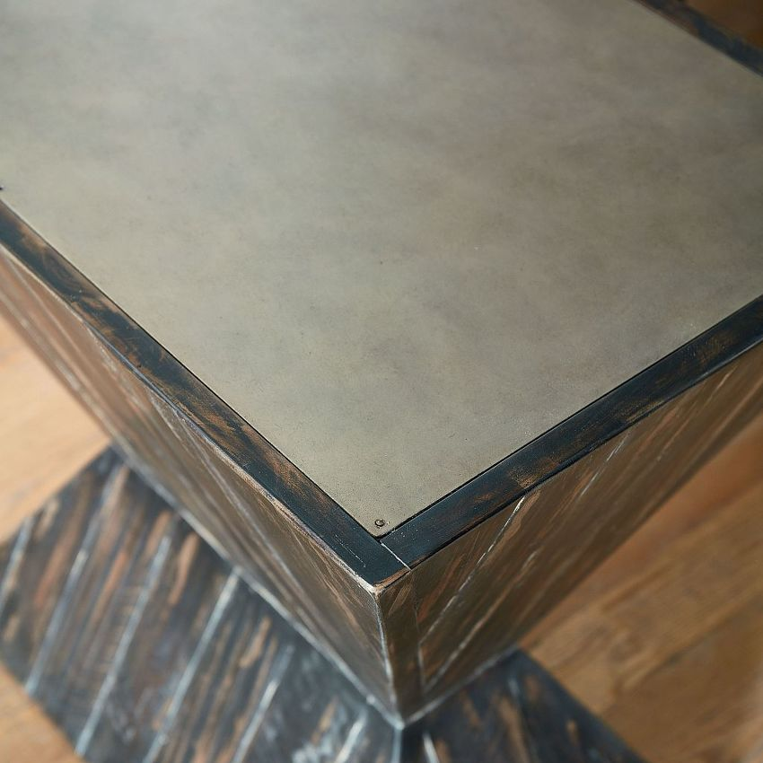 Angular Accent Table - 3
