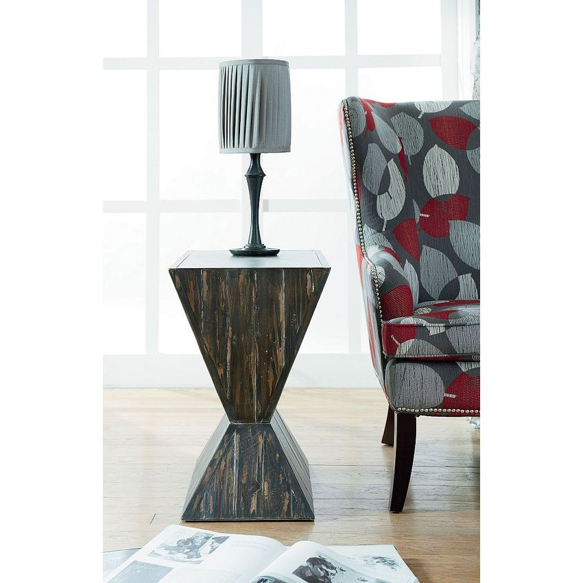 Angular Accent Table - 2
