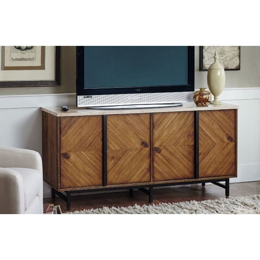 Entertainment/Wine Console - 2