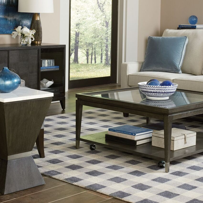 SQUARE COFFEE TABLE - 3