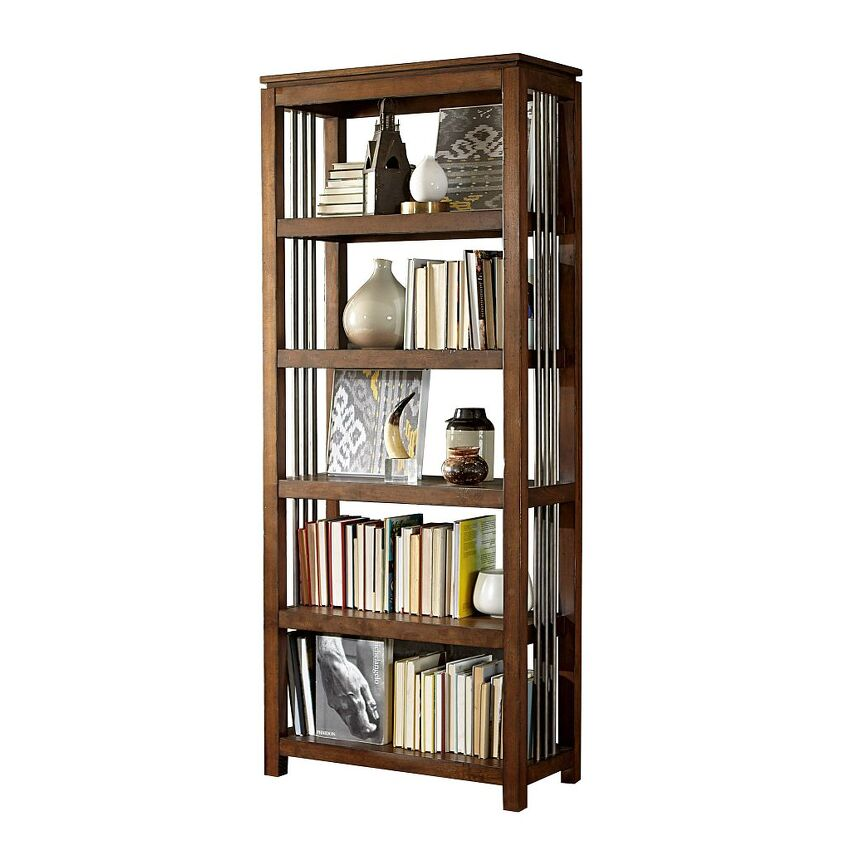 HIDDEN TREASURES-Bookcase