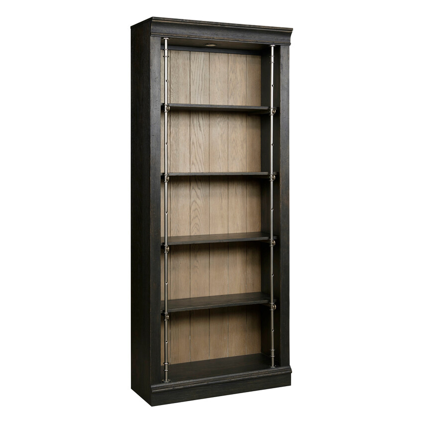 -BUNCHING BOOKCASE