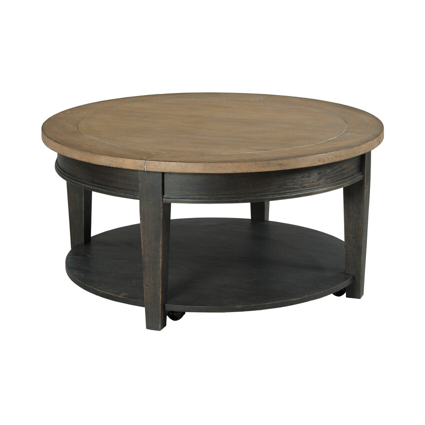 -ROUND COFFEE TABLE