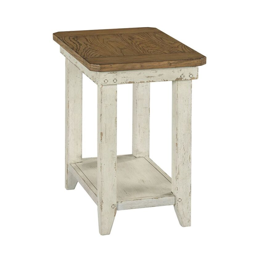 -CHAIRSIDE TABLE