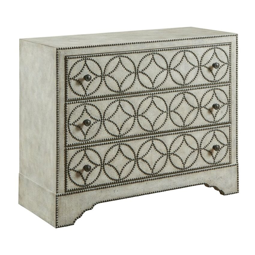 HIDDEN TREASURES-ACCENT CABINET