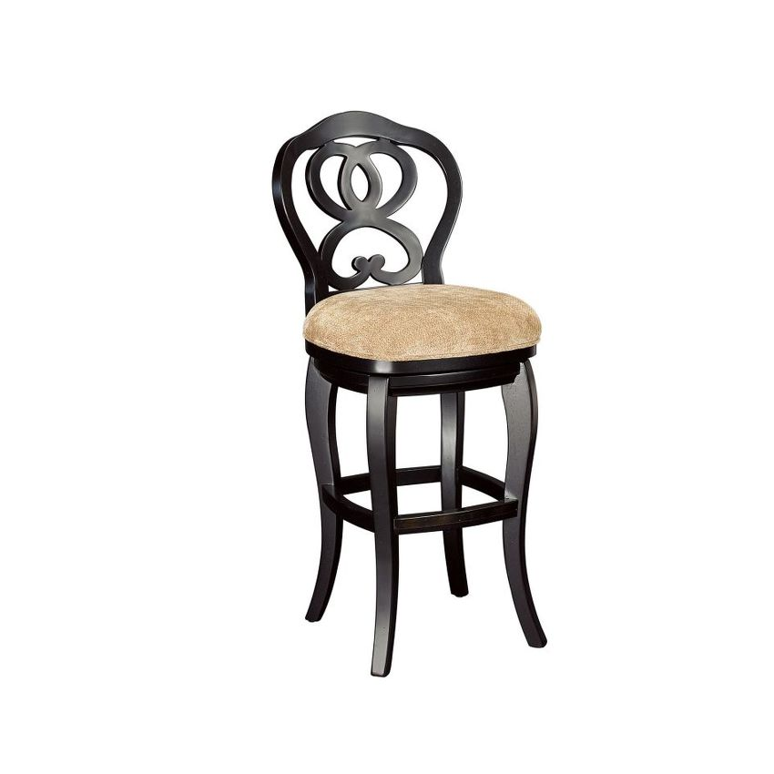 Counter Height Barstool -KD - 1