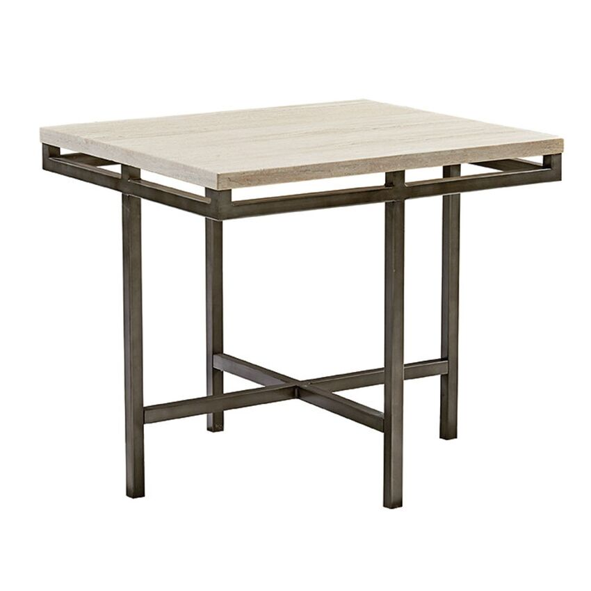 Rectangular End Table - 1
