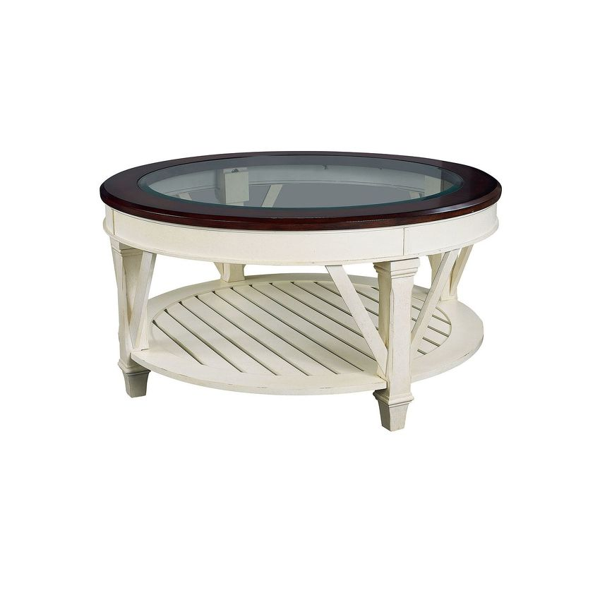 PROMENADE-Round Cocktail Table