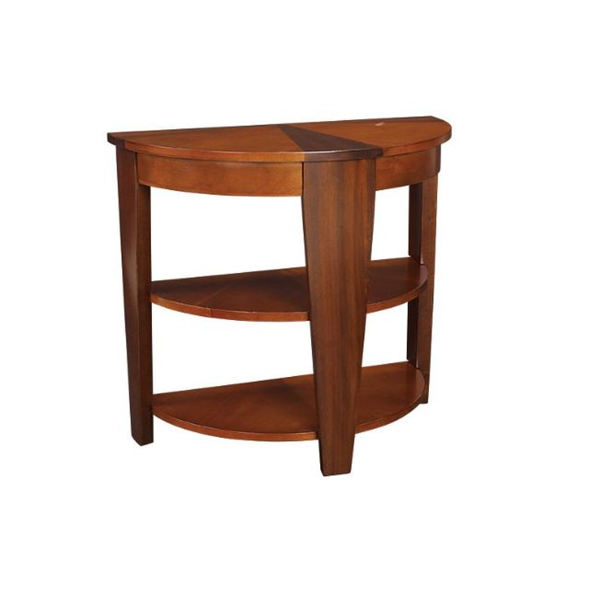 OASIS-Demilune End Table