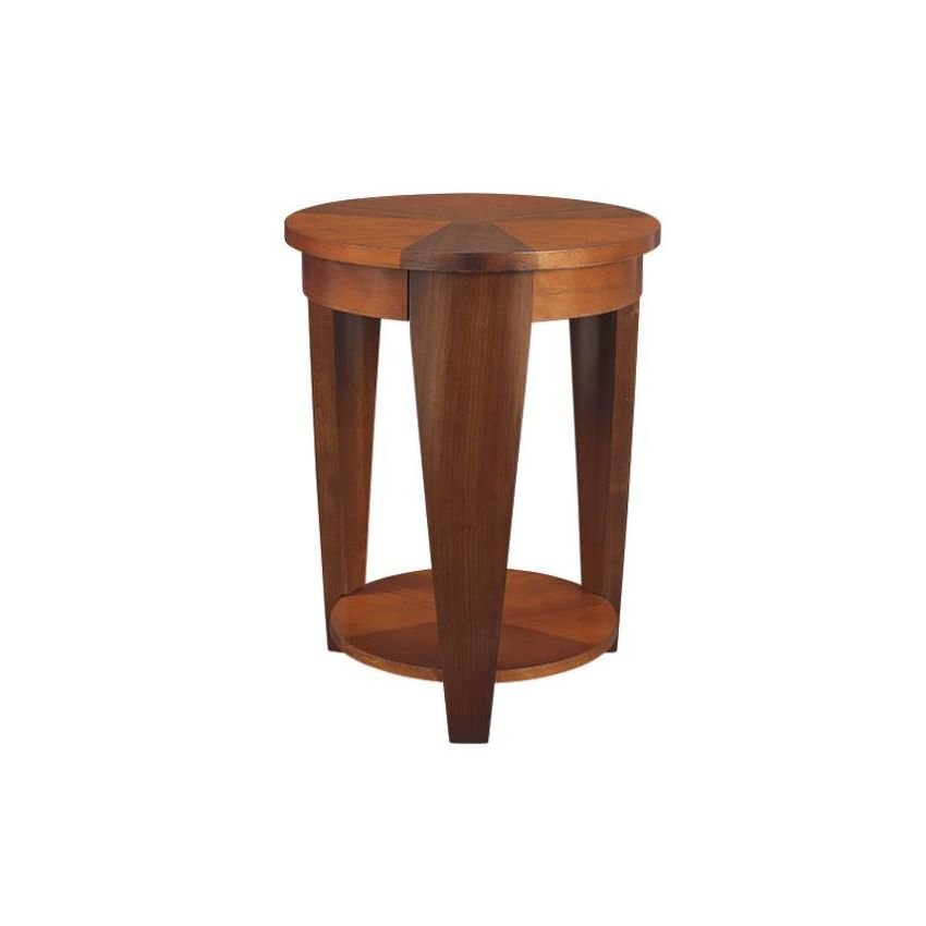 OASIS-Round Chairside Table