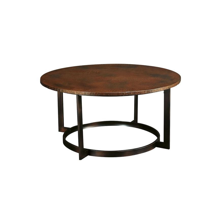 Nueva-Round Cocktail Table