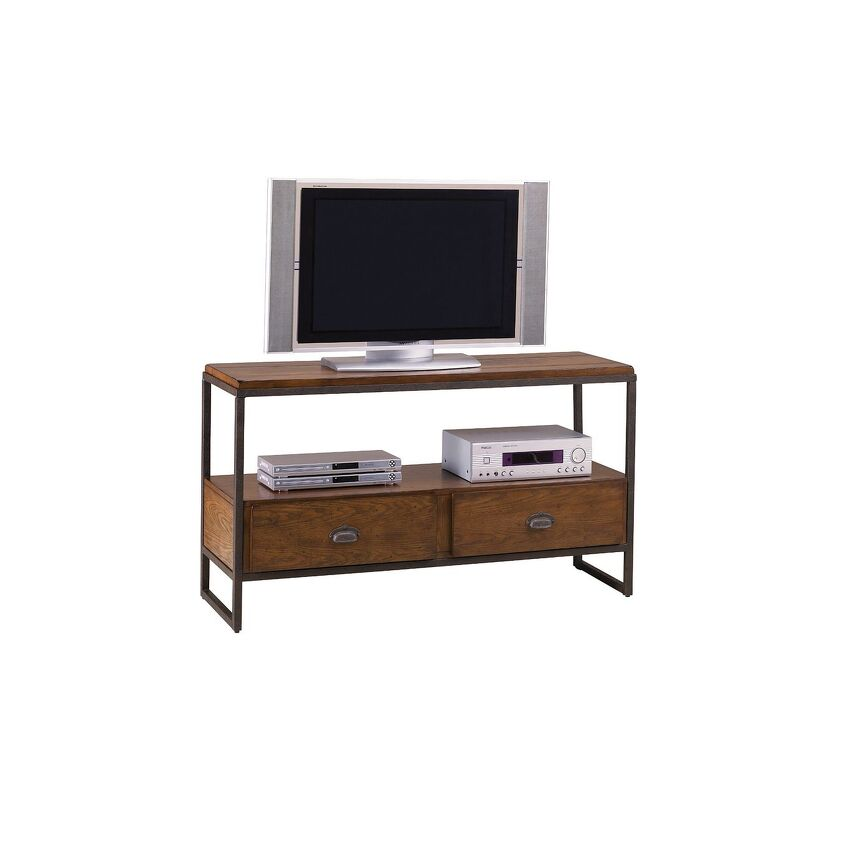 -ENTERTAINMENT CONSOLE TABLE