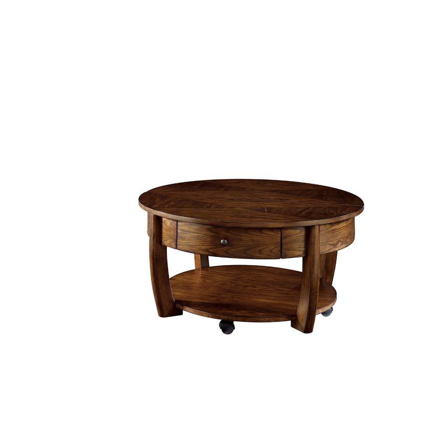 Concierge-Round Cocktail Table